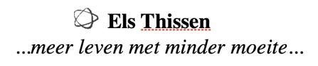 Els Thissen